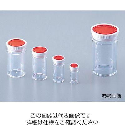 アズワン ラボランスチロール棒瓶 15mL 100+10本入 1箱(110本) 9-850-03 (直送品)