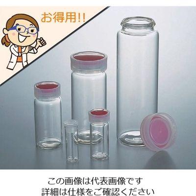 アズワン ラボランサンプル管瓶 110mL No.8 1箱(55本入) 9-851-10 (直送品)