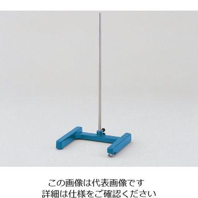 アズワン スタンド アジャスター付 ブルー 330×270mm 1個 1-2093-01 (直送品)