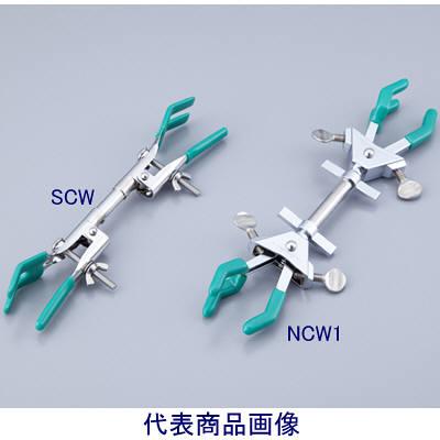 アズワン Wクランプ NCW2 NCW2 1個 (直送品)
