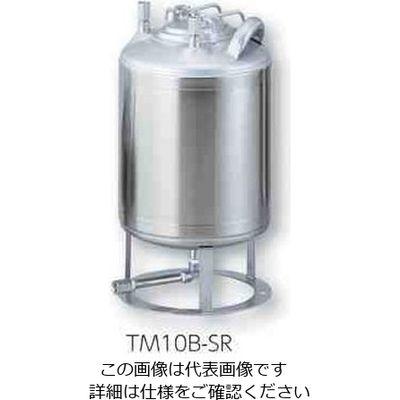 ユニコントロールズ 軽量型ステンレス加圧容器 10L 1個 1-1916-02 (直送品)