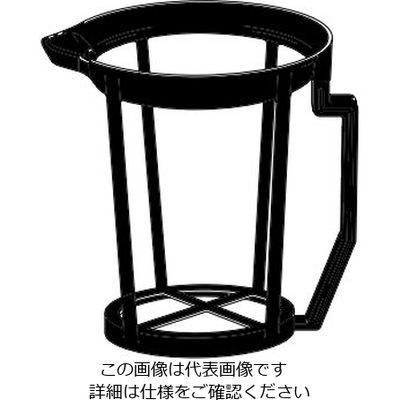 アズワン ディスポ手付ビーカー4L用ホルダー10入 1箱(10個) 6-6607-09 (直送品)