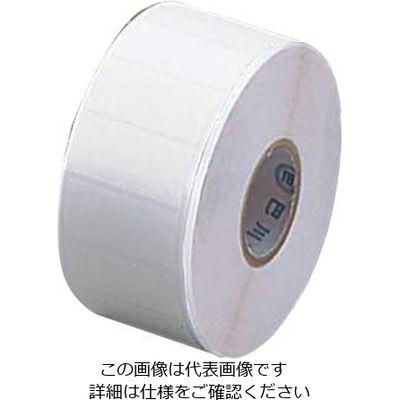 アズワン カラーラベル CLー1 白 1000枚入 6ー698ー01 1巻(1000枚入) 6ー698ー01 (直送品)