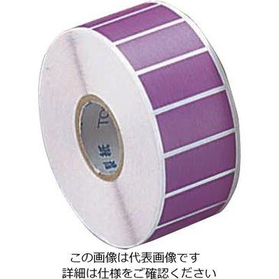 アズワン カラーラベル CLー1 紫 1000枚 6ー698ー09 1巻(1000枚入) 6ー698ー09 (直送品)