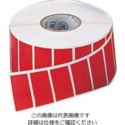 アズワン カラーラベル CLー1 赤 1000枚 6ー698ー10 1巻(1000枚入) 6ー698ー10 (直送品)