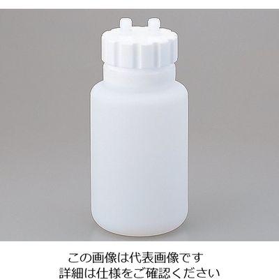 アズワン 大型広口瓶 5L 1-4972-01 (直送品)