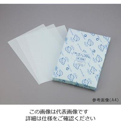 アズワン 無塵紙 厚手(OKクリーンRN) A4 9ー5638ー02 1箱(2500枚入) 9ー5638ー02 (直送品)