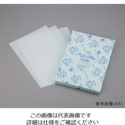 アズワン 無塵紙 (OKクリーンRN) A3 1箱(5冊) 9-5639-01 (直送品)