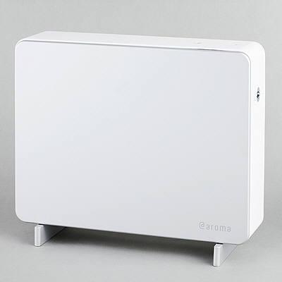 @aroma(アットアロマ) プロフェッショナルディフューザー オールインワンタイプ ホワイト PAO-WH000 1台 (直送品)