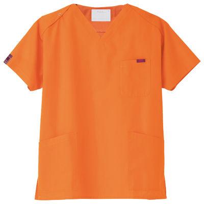 フォーク カラースクラブ(男女兼用) 7000SC-14 オレンジ 4L (取寄品)
