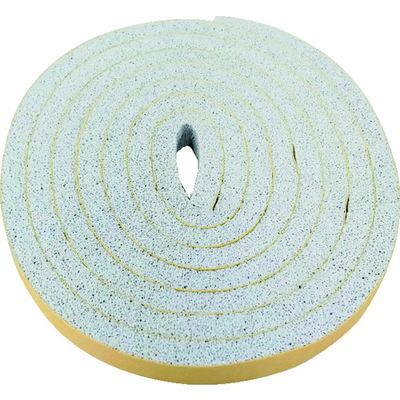 槌屋 すき間防水テープ グレー 8mm×12mm×2m SBE-001 1巻(2m) 356-4142 (直送品)