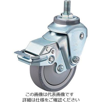 クッションねじ式自在SP付ウレタン車M12XP1.75線径3.2mm 935BEA-UZ100-M12-32-BAR01 1個 309-2968 (直送品)