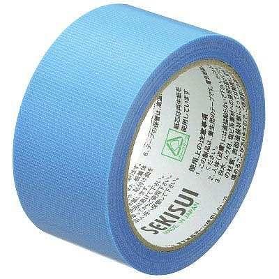 積水化学工業 フィットライトテープ No.738 青 幅50mm×25m巻 N738A04 1箱(30巻入)