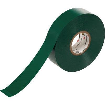スリーエム ジャパン(3M) ビニールテープ 35 緑 19mmX20m 35 GRE 1巻(20m) 327-6465 (直送品)