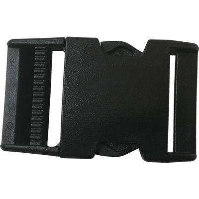 ユタカメイク ユタカ 金具 Aバックル A38×L73 ブラック JA08 1個 337ー0534 (直送品)