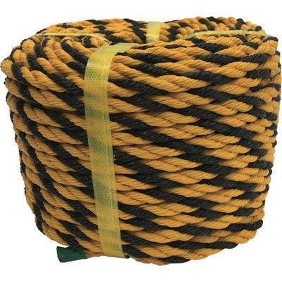 ユタカメイク(Yutaka) ロープ 標識ロープ(OB) 9×50 YEB-950 1個 367-8181 (直送品)