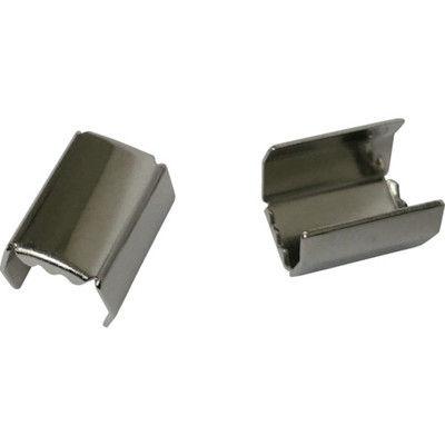 ユタカメイク(Yutaka) 金具 端末爪 9mm×15mm金具 端末爪 9mm×14mm 2個入り KM-07 1袋(2個) 367-5718 (直送品)