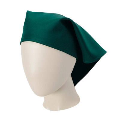 ボンマックス 三角巾 グリーン F (直送品)