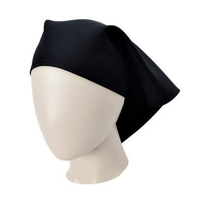ボンマックス 三角巾 ブラック F (直送品)
