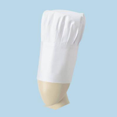 ボンマックス コック帽 ホワイト LL (直送品)