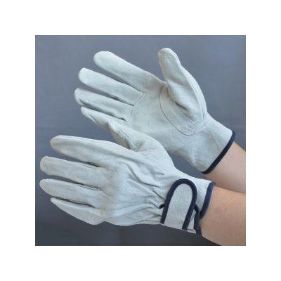 ミドリ安全 牛革手袋 床マジック AG-441 Lサイズ 1セット(10双入) R4041429530 (直送品)