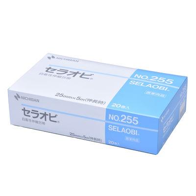 ニチバン セラオビ No.255 2.5cm×5m 1箱(20巻入)