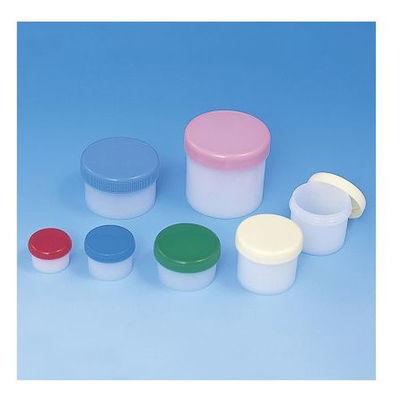 シンリョウ SK軟膏容器B型120mL/緑 207864 1箱(100個入)