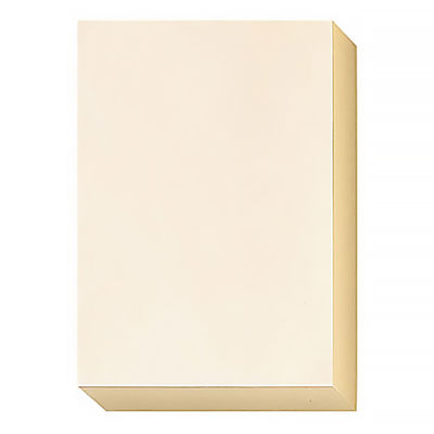 エイピーピー 色上質紙シナールカラー 厚口 A4 アイボリー
