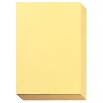 エイピーピー 色上質紙シナールカラー 厚口 A4 クリーム