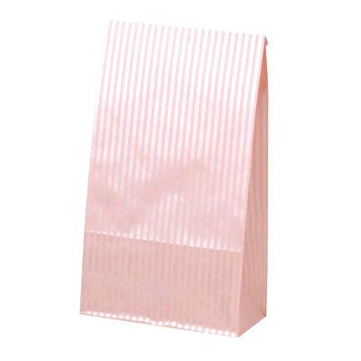 角底紙袋 クリスタルピンク 200枚