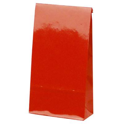 角底紙袋 赤 100枚