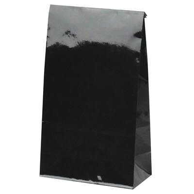角底紙袋 黒 100枚