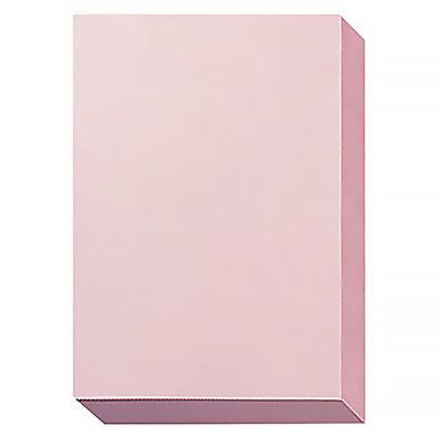 エイピーピー 色上質紙シナールカラー 厚口 A4 桃