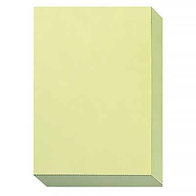 エイピーピー 色上質紙シナールカラー 特厚口 A4 うぐいす