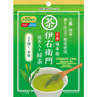伊右衛門抹茶入りインスタント緑茶