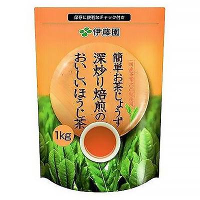 簡単お茶じょうず おいしいほうじ茶1kg