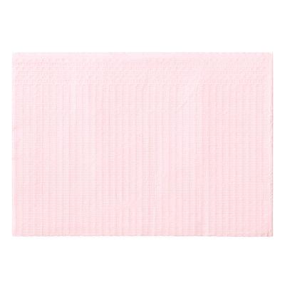 紙エプロン ピンク 1袋(100枚入)