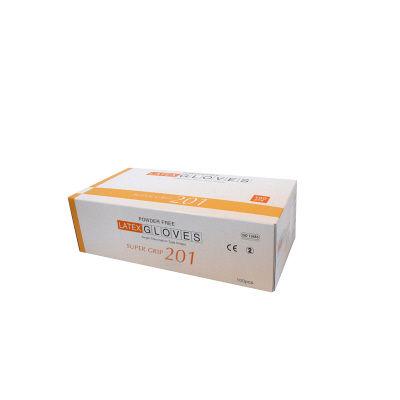 ビー・エス・エーサクライ スーパーグリップ 201 SSS 1箱(100枚入) (使い捨て手袋)