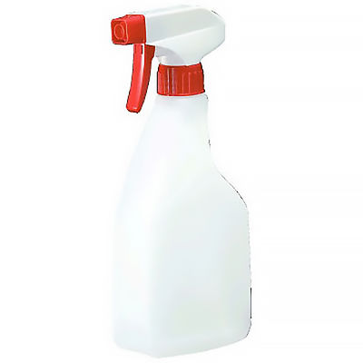 スプレーボトル 500mL(空ボトル)  25504 1本 サンプラテック