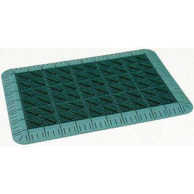 テラモト カラーブラッシュ 600×900 緑 MR-096-240-1 (直送品)
