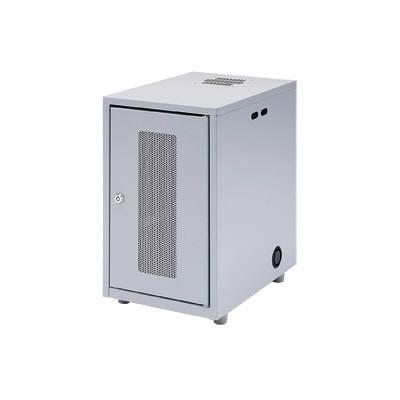 サンワサプライ NAS、HDD、ネットワーク機器収納ボックス CP-KBOX1 (直送品)
