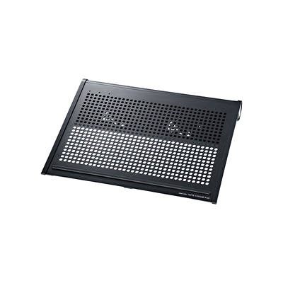 サンワサプライ ノート用クーラーパッド ブラック TK-CLN16U3N (取寄品)