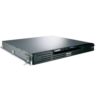 バッファロー 〈テラステーション IS〉 管理者・RAID機能搭載 iSCSI対応HDD 1Uラックマウント 8TB TS-RIX8.0TL/R5 (直送品)