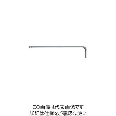 エイト 六角棒スパナ ボルトキャッチ テーパーヘッド エキストラロング 単品 対辺3.0mm BCT3 1本 360-1412 (直送品)
