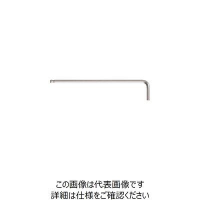 エイト 六角棒スパナ テーパーヘッド エキストラロング 単品 対辺4.0mm TL4 1本 360-5604 (直送品)