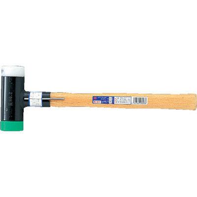 オーエッチ工業(OH工業) ショックレスハンマー#3 OS-50 1本 123-4374 (直送品)