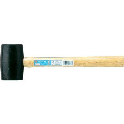 オーエッチ工業(OH工業) ゴムハンマー(小)#1/2 GH-S 1本 123-5176 (直送品)