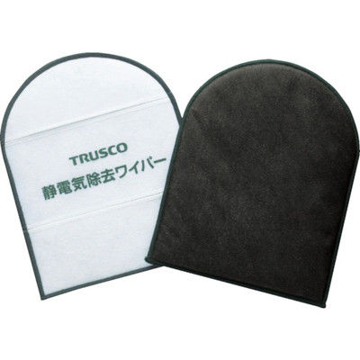トラスコ中山(TRUSCO) TRUSCO 静電気除去ワイパー SDW 1枚 114-0558(直送品)