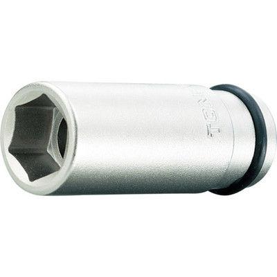 TONE(トネ) インパクト用ロングソケット 27mm 6NV-27L 1個 356-7109 (直送品)