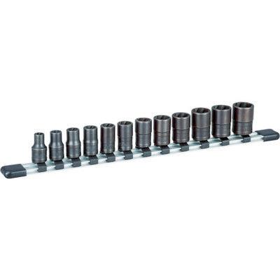 TONE(トネ) トルネードソケットセット(ホルダー付) HTR312 1セット 310-9798 (直送品)